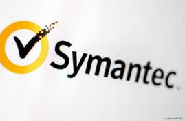 The Symantec logo .