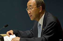 UN Secretary-General 'Outraged' by Congo Rapes, Launches Investigation