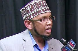 "In an interview with VOA's Somali Service, Abdirahman Sharif, leader of the Dar-Al-Hijra mosque in Minneapolis, Minnesota, described the Orlando attack as ""anti-Islamic."""