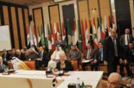 Arab League Officials Vow to Continue Syria Mission