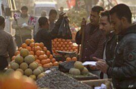 Egypt's Inflation Tops 12 Percent
