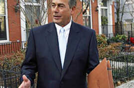 Boehner to Become New House Speaker