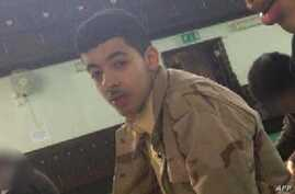 An undated photo obtained on May 25, 2017 from Facebook shows Manchester-born Salman Abedi, suspect of the May 22 Manchester terrorist attack that targeted young fans attending a concert by US pop star Ariana Grande.