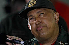 Venezuelan President Completes Third Cancer Treatment