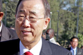 UN Chief Rejects African Criticism of International Court