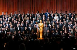 Nominees of the 89th Academy Awards at the Nominees Luncheon at The Beverly Hilton Hotel, Feb. 6, 2017, in Beverly Hills, Calif.