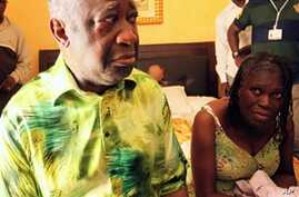 Ivory Coast Begins Questioning of Ex-Leader Gbagbo