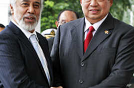 Indonesia Supports East Timor's Bid to Join ASEAN