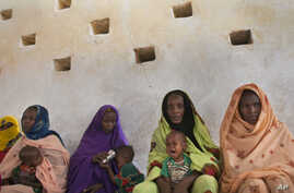 Stunted growth is a result of malnutrition in Chad's Sahel (above) and all of Central Africa. But 40 percent of those stunted children are in Cameroon.