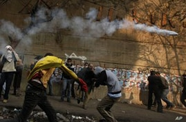 Egypt Military Rulers' Promise 'Unacceptable' to Protester