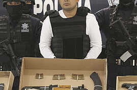 Drug War in Mexico Raises Human Rights Concerns