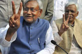 India's Bihar State Re-elects Reformist Chief Minister
