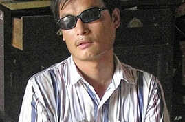Concern Grows Over Plight of Blind Activist Lawyer in China