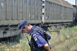 Missile Warheads Stolen From Romanian Train