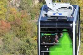 Armenia Opens 'World's Longest' Aerial Tramway