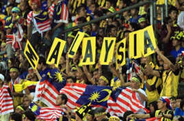 Malaysian Laser Ploy Angers Indonesian Football Fans