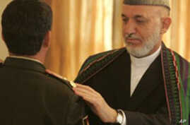 Karzai Prepares Afghan Forces for Foreign Withdrawal