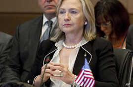 Clinton Welcomes South China Sea Guidelines