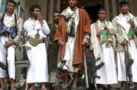 Yemeni Tribal Leaders Pursue Cease-Fire, Lull in Fighting