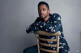 """FILE - Actor Lakeith Stanfield poses for a portrait to promote the film, """"Sorry To Bother You,"""" in Park City, Utah, Jan. 21, 2018."""