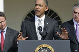 Obama: US Trails China, Others on Infrastructure
