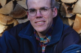 Environmental writer, educator and activist Bill McKibben says people need to rethink how we're going to live on this planet.