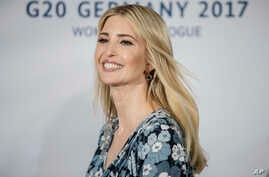 Germany Ivanka Trump
