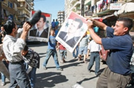 Gadhafi's Killing in Libya Has Repercussions for Syria