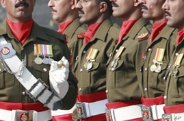 Pakistani Army Officer Detained for Links to Banned Group