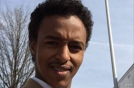 Siraje Hussein Abdi, also known as Mu'ad, was among eight U.S. citizens who died in the crash.