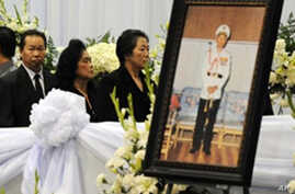 Lao General's Family Makes Last Appeal for Arlington Burial