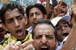 Yemen Tribal Leaders Back Protesters