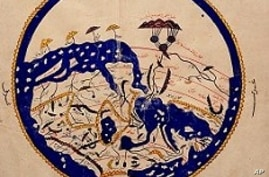Al-Idrisi's 12th-century world map