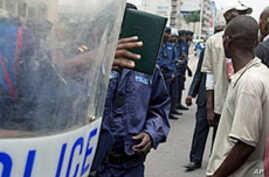 UN Fears Post-Election Violence in DRC