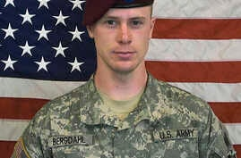 FILE - Sgt. Bowe Bergdahl in an undated image provided by the U.S. Army.