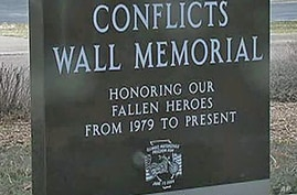 Iraq War Casualties Remembered at Illinois Memorial