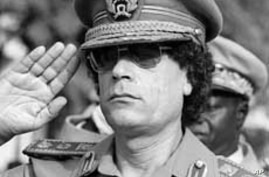 Gadhafi's 42-Year Reign Marked By Controversy
