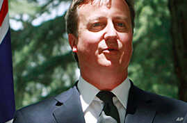 Cameron: Britain Committed to Afghanistan