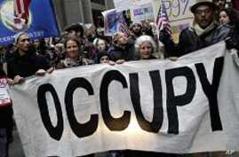 Occupy Protesters Take to Streets on 'Global Day of Action'