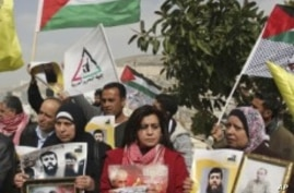 Palestinian Hunger Striker Stirs Emotions