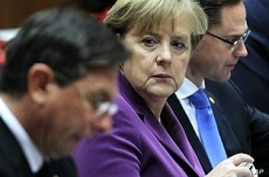 EU Divided on New Deal to Save Eurozone