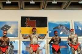Rare Dance Showcases Indigenous Art Festival in Australia