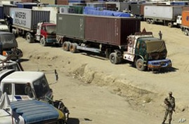 Pakistan Reopens Afghan Border Crossing to NATO
