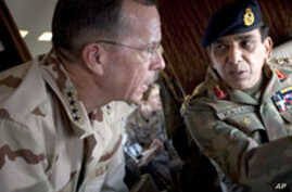Top US Military Officer Tours Northern Pakistan