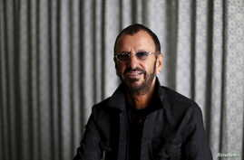 usician Ringo Starr poses for a portrait in West Hollywood, California March 30, 2015.