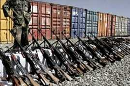 Afghan Government Disbands Dozens of Private Security Firms