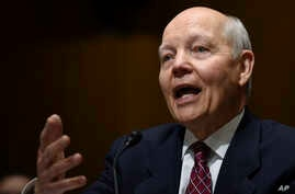 """FILE - Commissioner John Koskinen says it's believed that those responsible for the theft of information from the Internal Revenue Service are """"not amateurs."""""""