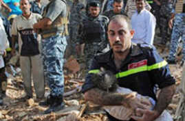 Iraq Hit by Multiple Deadly Bombings