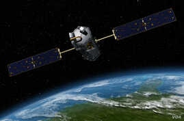 Artist Rendition of the OCO-2 Observatory.