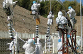 High Radiation Levels Continue to Hamper Work at Crippled Japanese Nuclear Plant
